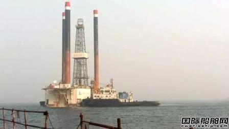 渤船中标胜利七号钻井平台坞检修理项目
