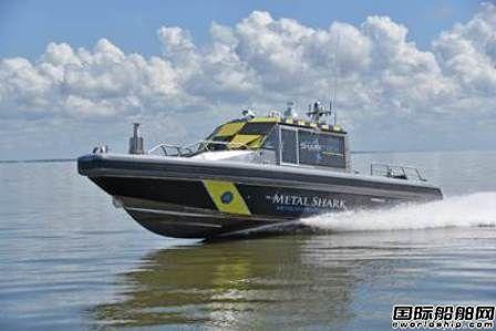 美国船企联手推出系列高科技无人船