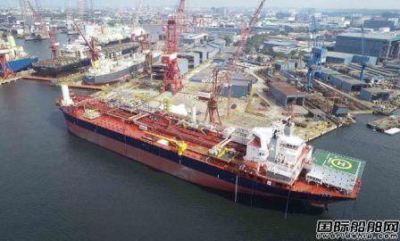 吉宝船厂命名一艘改装FPSO