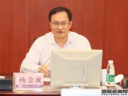 雷凡培:扎实推进大型邮轮工程
