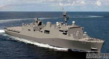 HII开工建造LPD-29圣安东尼奥级两栖船坞运输舰