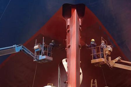 上半年中国修船市场弱稳运行