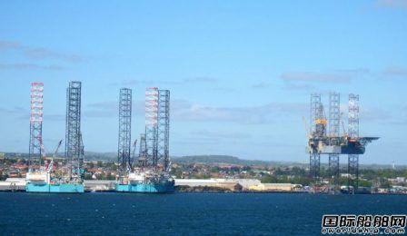 ARO Drilling获6座自升式钻井平台租约