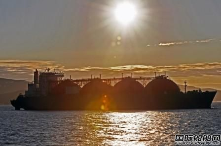 LNG船市场需求强劲增长