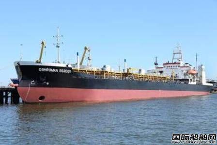 Zigh完成阿塞拜疆里海航运一艘油船维修