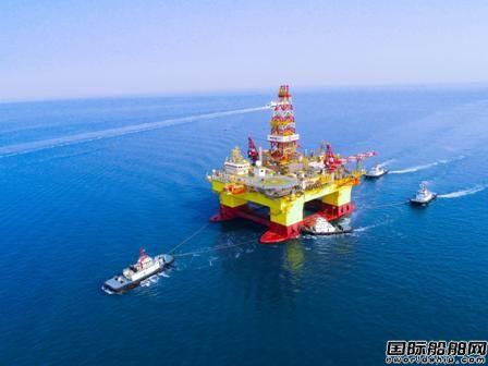 """中海油服""""海洋石油982""""获得ENI钻井合同"""