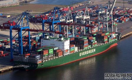 长荣海运招标租赁36艘支线集装箱船
