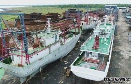 凯鸿船舶接获出口船舶订单100艘