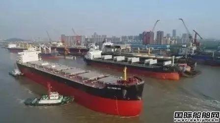 港船重工获再增4艘82000吨散货船订单