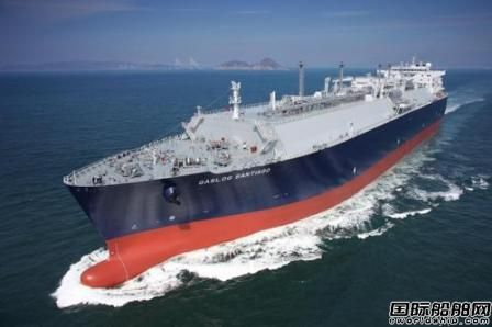 三星重工获2+2艘18万立方米LNG船订单