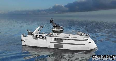 Ulstein推出新的拖网渔船设计