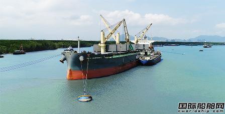 Oldendorff欲在中国订造2艘煤炭转运船