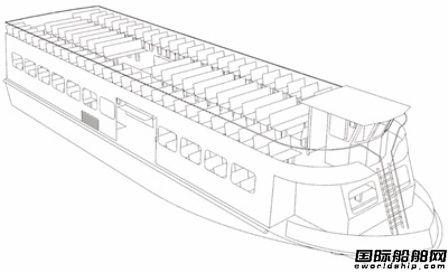 英国BHGI获美国船东渡船设计合同