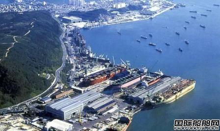 现代尾浦造船获2艘1800TEU集装箱船订单