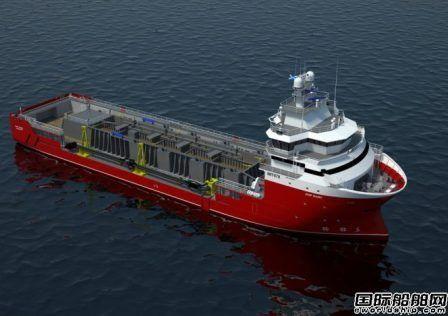 这家船舶设计公司欲将闲置PSV改装挖泥船