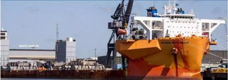 达门修船厂完成Boskalis公司重吊船修复