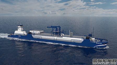 Q-LNG订造第2艘LNG燃料加注船