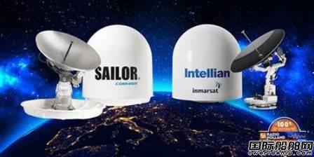 全球安装Inmarsat Fleet Xpress船舶将突破5000艘