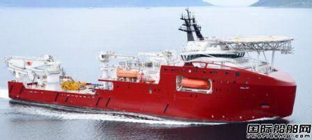 VARD出售1艘潜水施工支援船