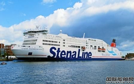 Stena Line试验人工智能辅助船舶技术