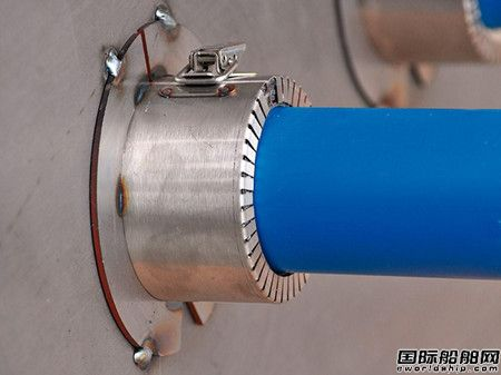 Roxtec推出适用于铝结构的新型塑料管道密封系统