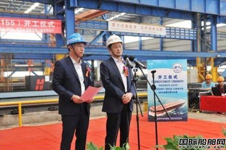 扬子江船业进军高端造船业