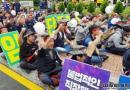 现代重工再次爆发罢工