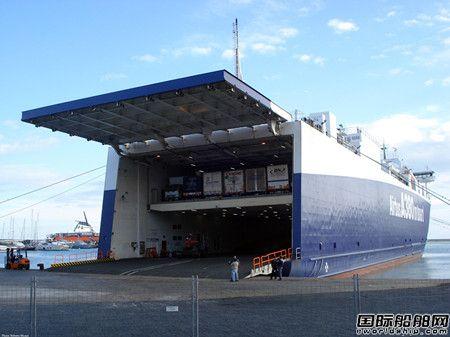 全球首艘加装风帆的飞机运输船将诞生!
