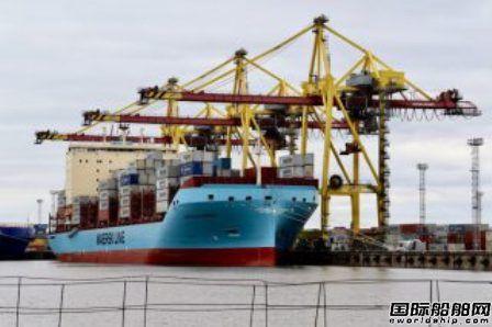马士基开启集装箱船北极航道首航