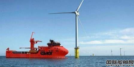 Havyard获2+1艘风电场服务船订单