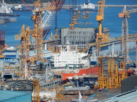 韩国船企加快布局智能船舶产业