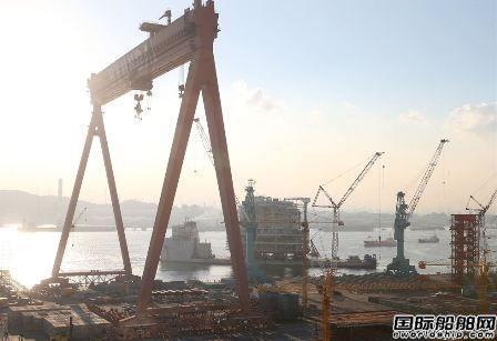 韩国船企:中国船企是船市复苏路上拦路虎