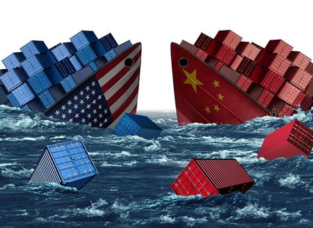 """中美贸易战再升级,船运业会""""翻船""""吗?"""