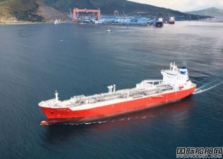 瓦锡兰为全球首批新造LPG动力船配套设备