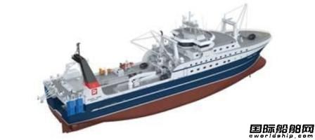 MAN接获7艘新造拖网渔船推进系统订单