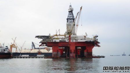 Transocean租出1座新建半潜式钻井平台