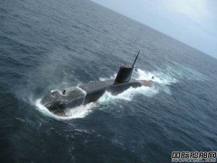 Thyssenkrupp接单将为印度博彩送体验金网站大全潜艇升级