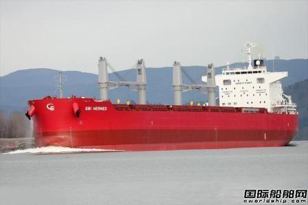 Scorpio Bulkers签订散货船售后回租协议