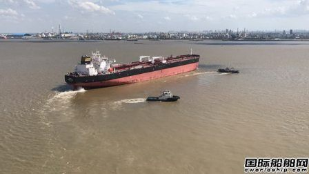 韩通船舶重工造船完工量突破千万载重吨