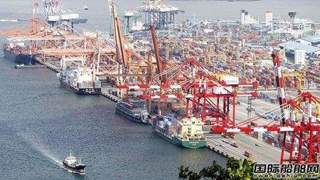韩国港口扣留遭美国制裁俄罗斯货船