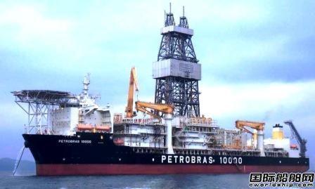 Transocean一艘超深水钻井船获续租