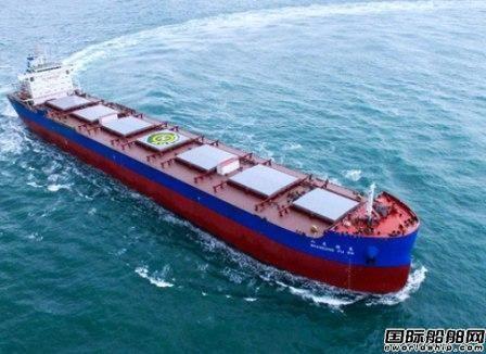 10艘5亿美元!外高桥造船再揽大单