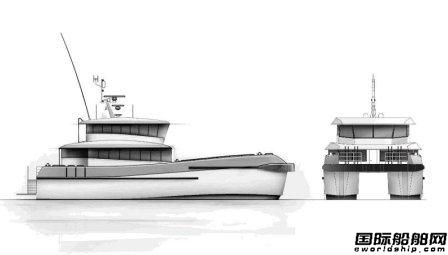 Chartwell推出新型人员运送船概念设计