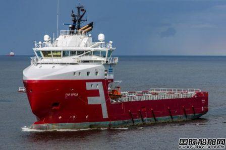 挪威海工船东Solstad Farstad更名Solstad Offshore