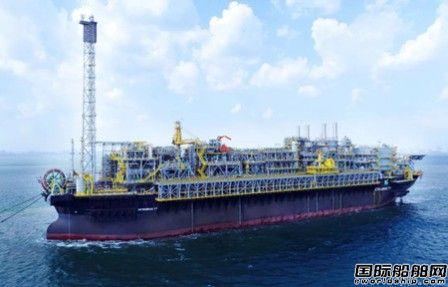 大连中远海运重工再交FPSO改装总包项目