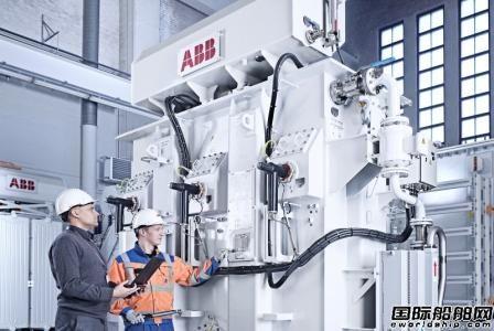 ABB获荷兰海上风场2000万美元变压器订单