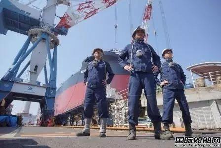 目标直指中国!韩国巨资打造智能船厂