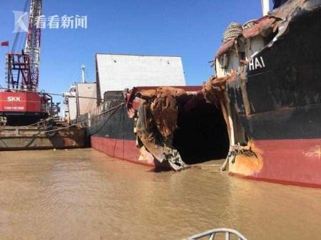 上海海事法院火速扣船防止假日离境