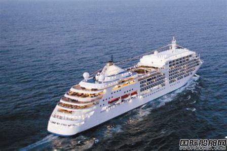 银海邮轮订造3艘新邮轮