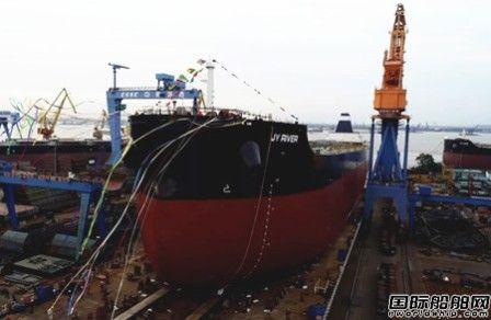 中船澄西一天内完成四大生产节点